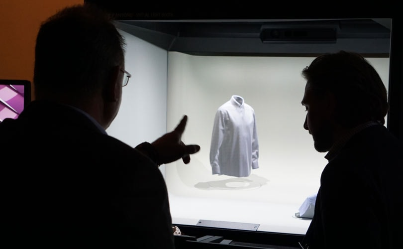 3D-Pioniere: Digitales Design bei Hugo Boss