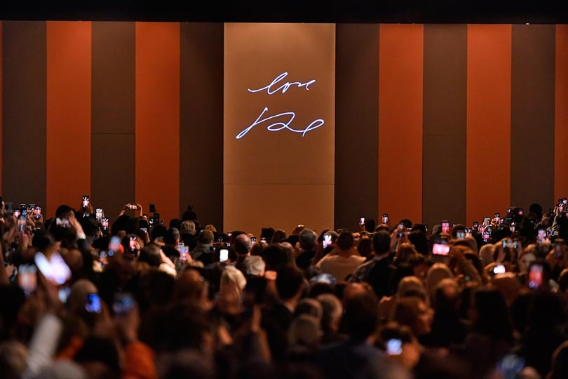 "Mailänder Fashion Week: Fendi sagt ""Love Karl"""