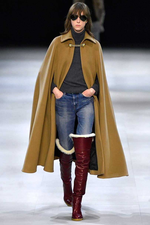 Celine Slimane Für Paris Mit Fashion Look Überrascht WeekHedi Neuem Aq54jRL3