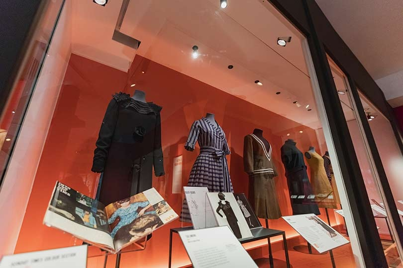 Energie, Flair, Rebellion: Mary Quant-Retrospektive in London