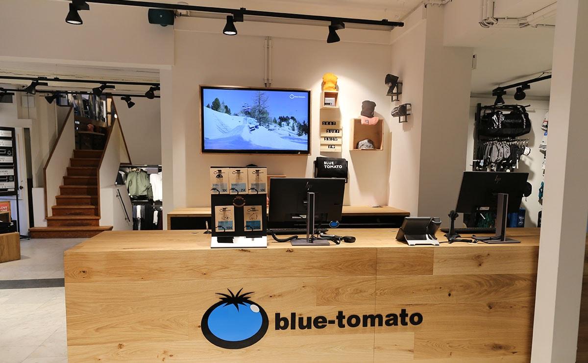 Blue Tomato eröffnen zweiten Berliner Store News