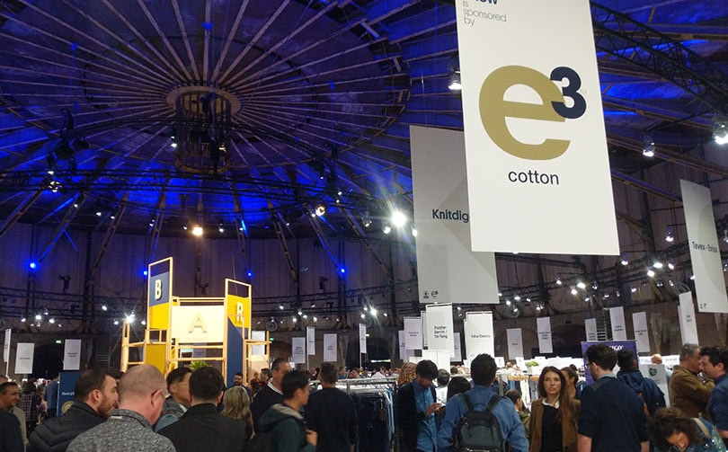 Top Denim-Innovationen von der Kingpins-Messe in Amsterdam