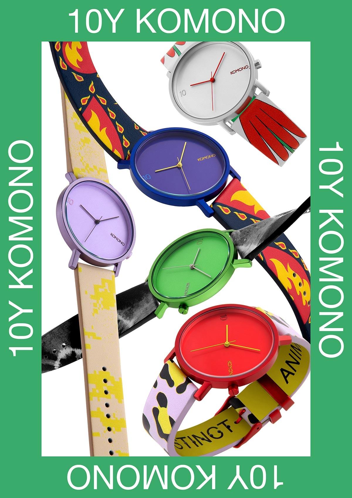 """Zehn Jahre Komono: """"Die Stärke liegt in der ständigen Übersetzung von Zeitlosigkeit in die Kollektionen"""""""