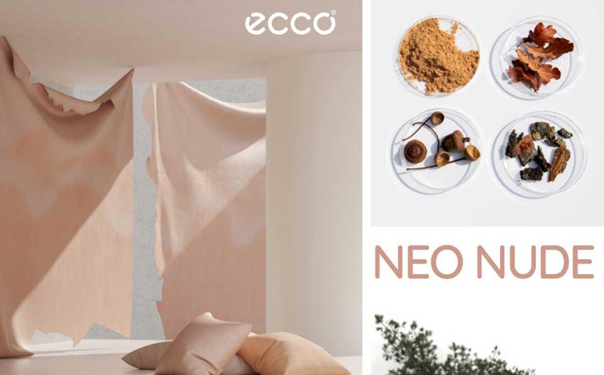 Die Schönheit des natürlichen Alterns. ECCO präsentiert die