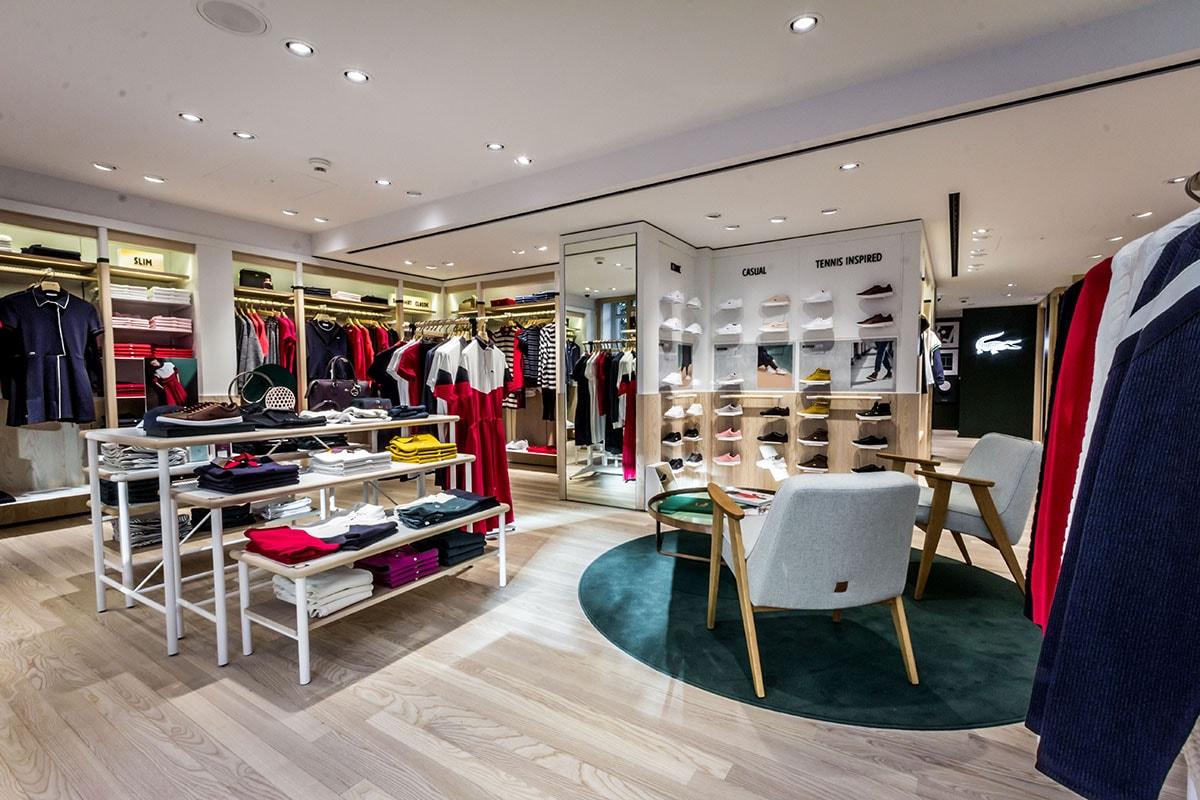 Interview: Emanuel Giannuzzi über seinen Job als Store Manager bei Lacoste Flagship Store in Zürich