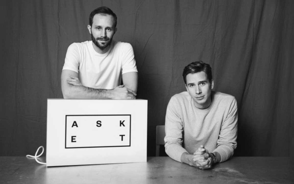 Schwedisches Slow Fashion-Label Asket kommt nach Deutschland