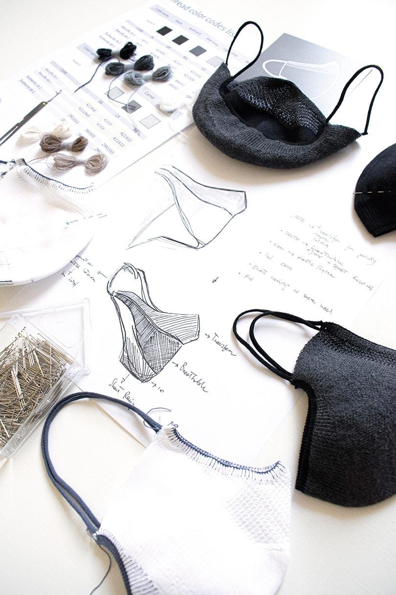 Knitwear Lab stellt Kurs über industrielle Strickware vor