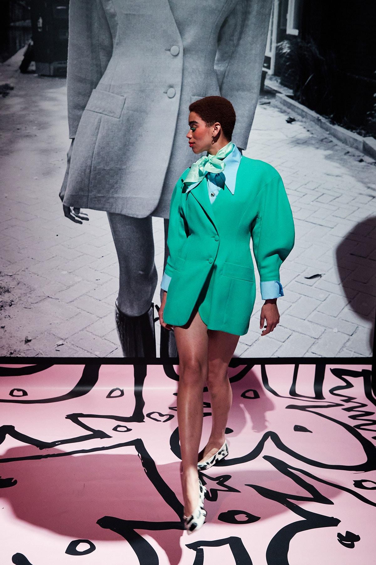 In Bildern: Die Amsterdam Fashion Week während der Pandemie