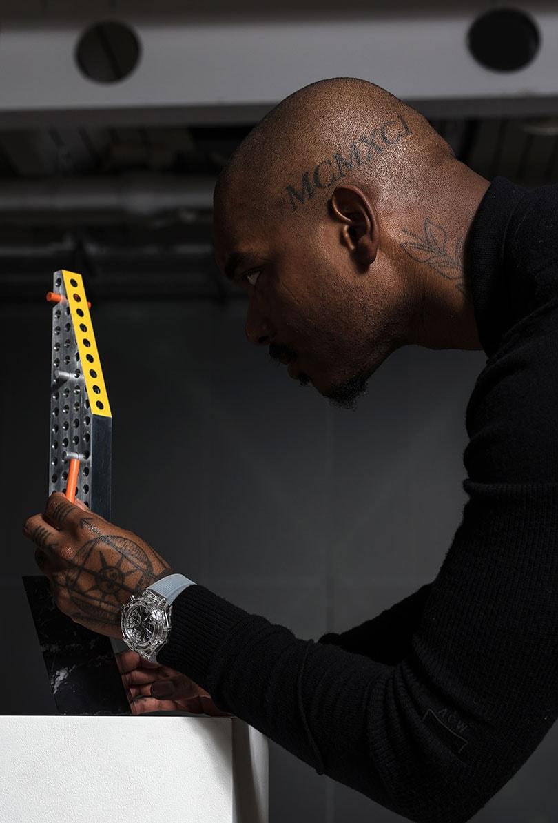 A-Cold-Wall-Designer Samuel Ross arbeitet mit Hublot zusammen