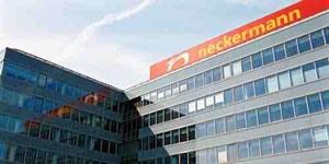 Neckermann: Glänzendes E-Business