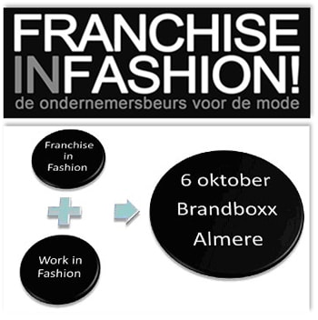 Franchise in Fashion, an event for fashion entrepreneurs