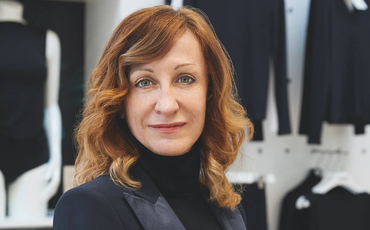 Frauen in der Chefetage: Silvia Azzali, Chief Commercial Officer, Wolford AG