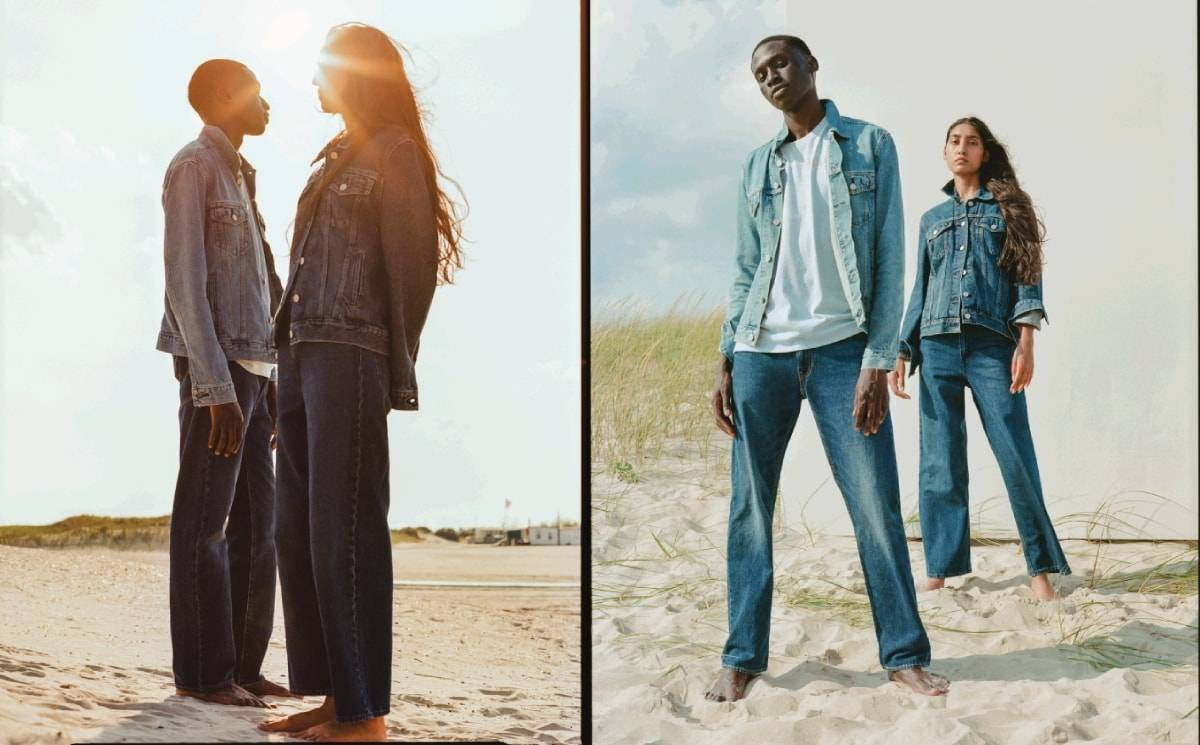 Levi's Wellthread Spring Summer 2021